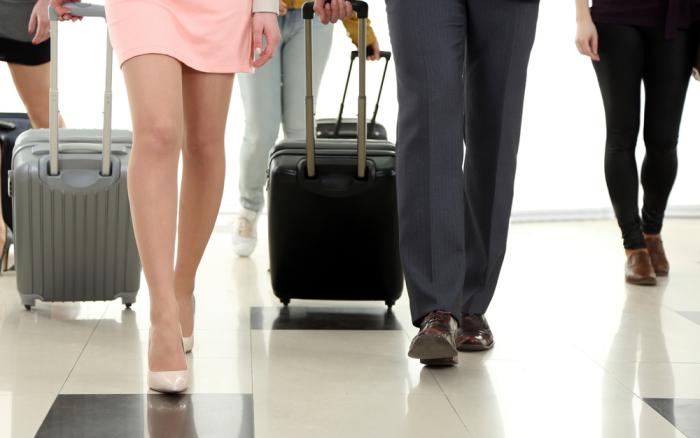 Вспомните, как выглядит ваш багаж. /Фото:tasteofblue.com
