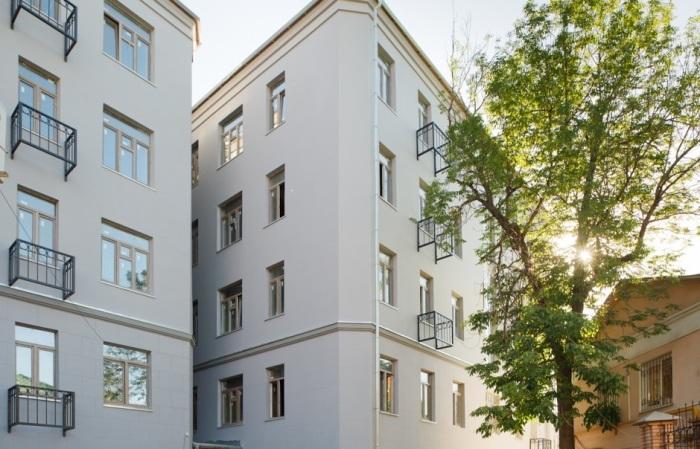 Это тот же самый дом. /Фото: the-village.ru