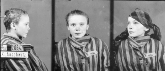 Чёрно-белые снимки Чеславы.