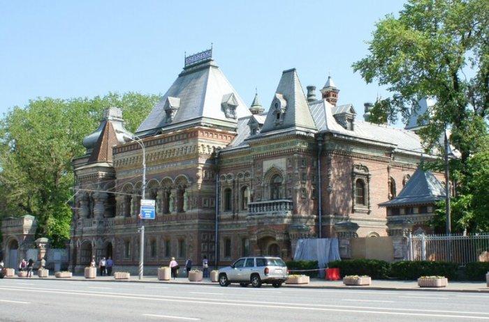 Дом Игумнова. Вид со стороны. /Фото:irin-v.livejournal.com