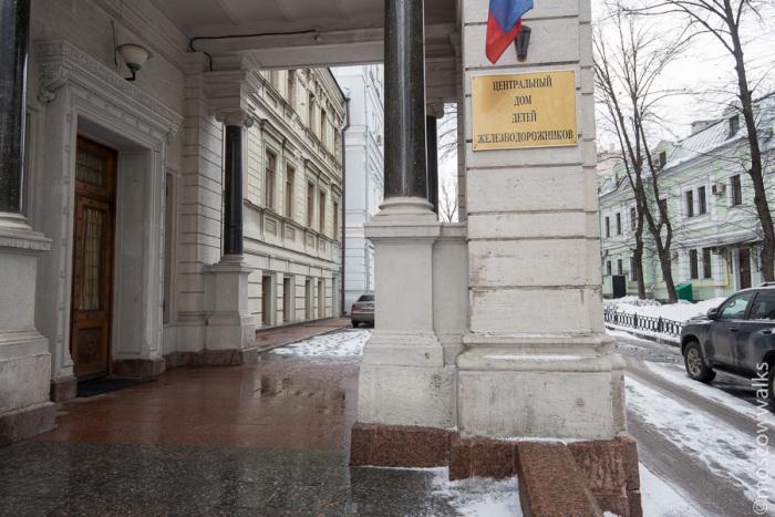 Так выглядит здание в наши дни. /Фото:Moscowwalks.ru