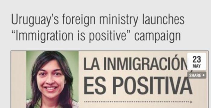 Шубнум не против иммиграции, но она хочет быть собой, а не фиктивным персонажем. /Фото со странички Шубнум в Твиттере
