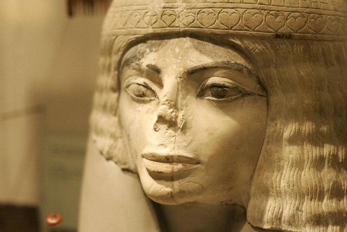 Скульптура, сделанная несколько тысячелетий назад. /Фото:artdaily.com