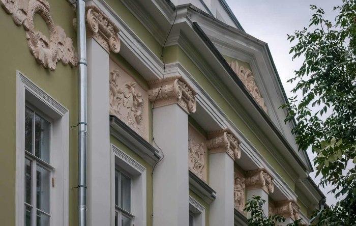 Дом чаеторговца Боткина был невероятно шикарен. /Фото:deadokey.livejournal.com