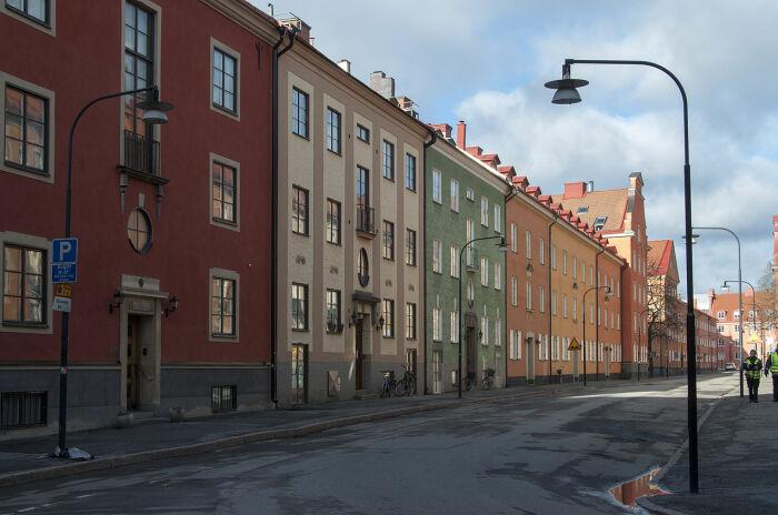 В Стокгольме архитектор из Петербурга продолжил строить жилые дома. /Фото:I99pema, wikipedia