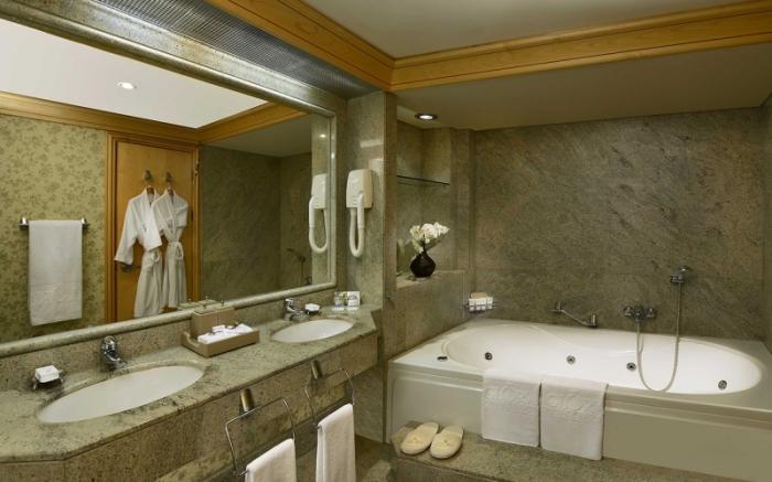 Релакс-ванная в одном из турецких отелей. /Фото:hotels.com