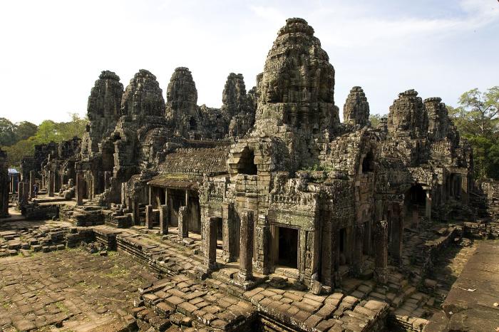 Махендрапарвата древнее, чем Ангкор-Вата. /Фото:mthai.com