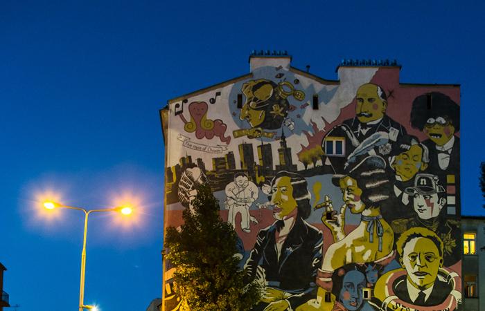 Такие здания в Варшаве не редкость./Фото:34travel.me