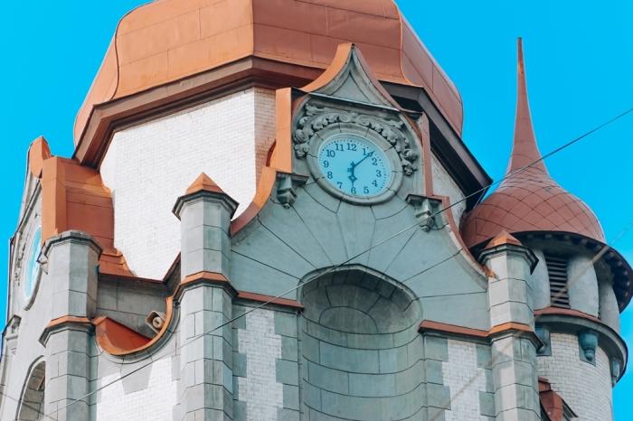 Часы восстановили почти с нуля. /Фото:открытыйгород.рф