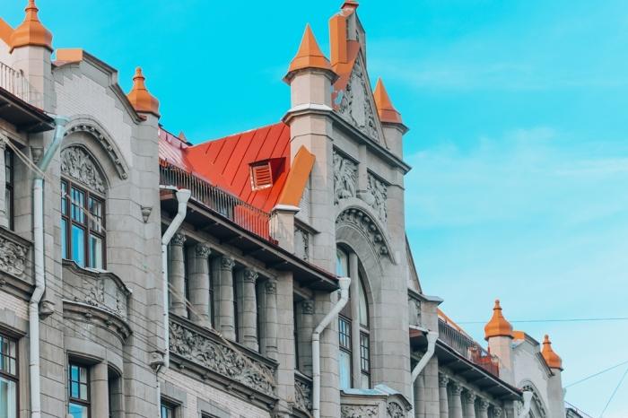 В доме располагались не только городские учреждения, но и жилые квартиры. /Фото:открытыйгород.рф