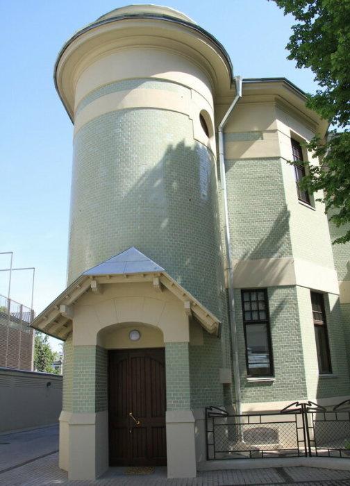 Дом проектировал Шехтель. /Фото:Фото:bdb-2000.livejournal.com