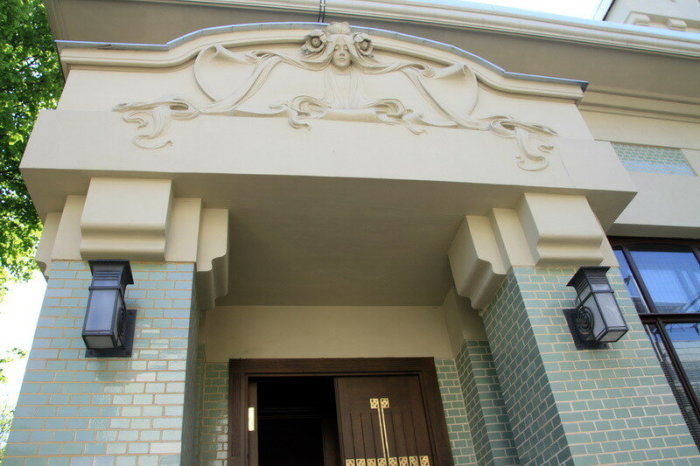 Фрагмент здания. /Фото:bdb-2000.livejournal.com