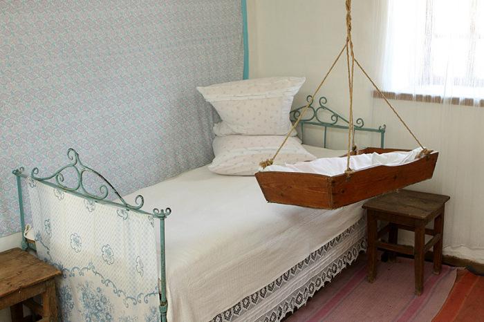 Одна из комнат Степановых (музей). Фото:kuban24.tv