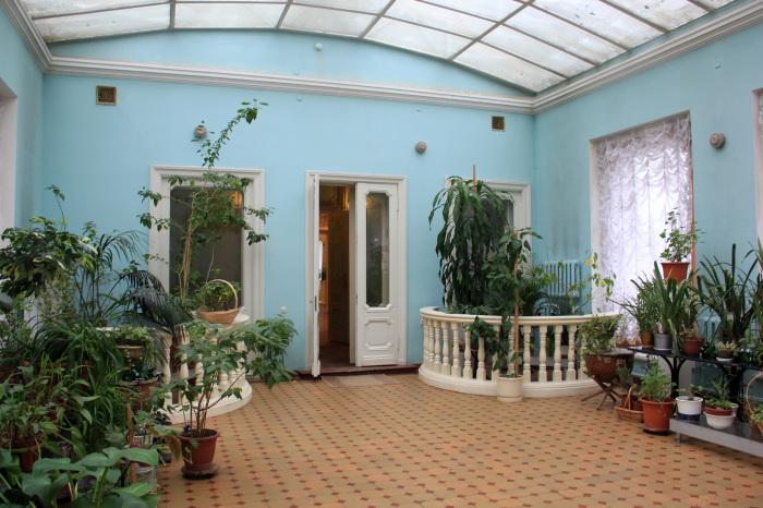 Так стала выглядеть после революции ванная в доме Стахеева. /Фото:Toptigki.livejournal.com