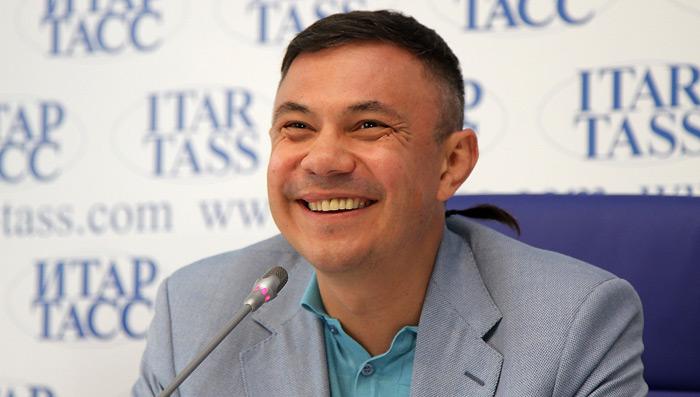 Константин Цзю/Фото: uralweb.ru