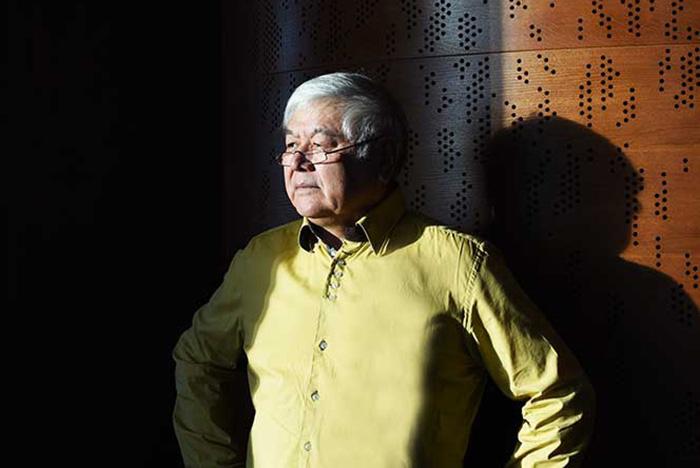 Тотан Кузембаев. /Фото:interior.ru