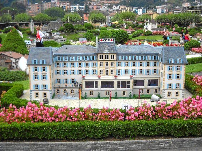 Здание Красного Креста в Женеве. /Фото:archimir.ru