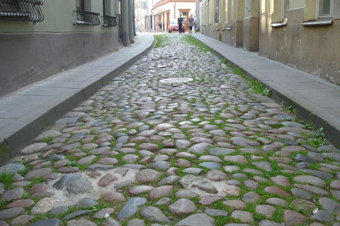 По этой булыжной мостовой Месиню ходил когда-то «Доктор Айболит». /Фото:wikipedia.org