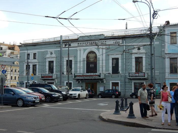 Так выглядело здание несколько лет назад. /Фото:wikipedia.org