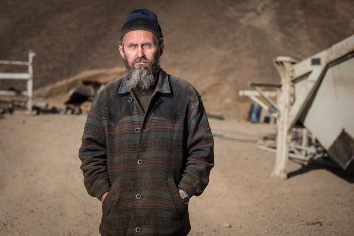 За долгие годы он стал настоящим афганцем... /Фото:Алексей Николаев