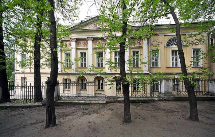 Дом чаеторговца Боткина. /Фото:mmsk.ru