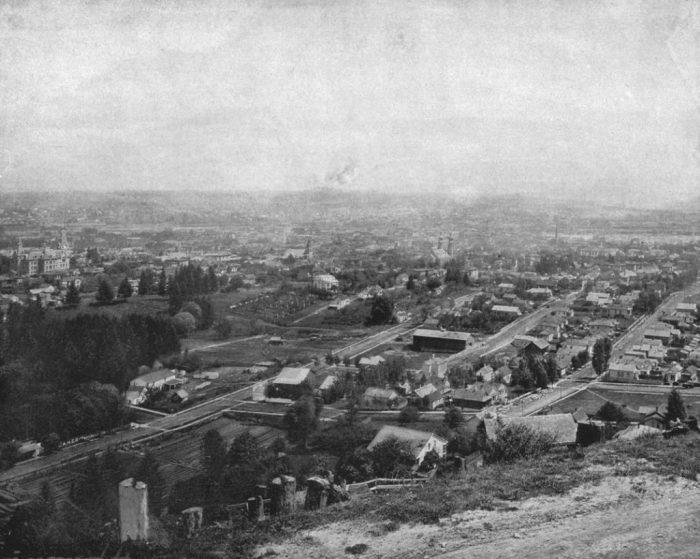 Портленд в начале XX века.