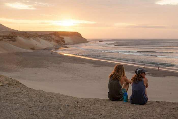 Отдых на пляже. /Фото:leisurelylifestyle.com