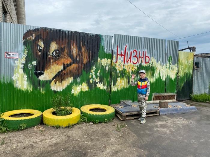 Мальчик из Арзамаса придумал масштабный проект помощи животным.