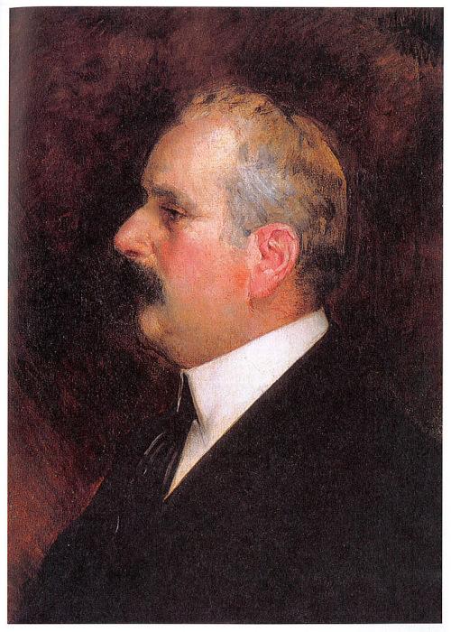 С.С. Абамелек-Лазарев, последний представитель знаменитого рода. /Фото: wikipedia.ru