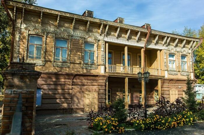 Ещё один дом на ул. Шишкова. /Фото:qna.center