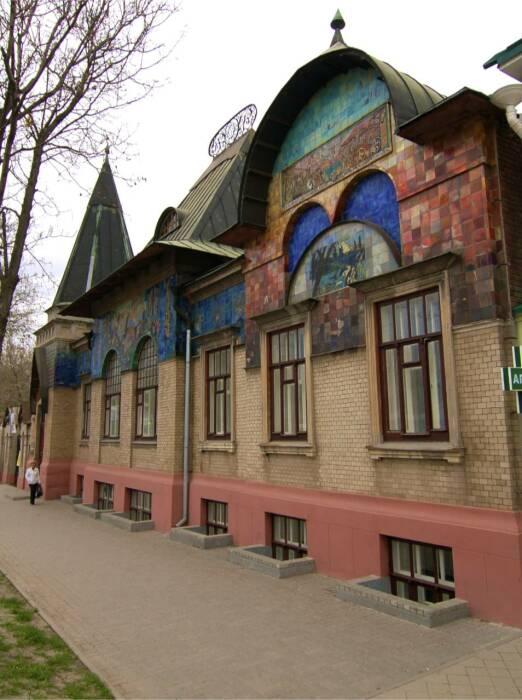 Строительство такого шикарного дома обошлось очень дорого, но это стоило того. /Фото:wikimedia.org