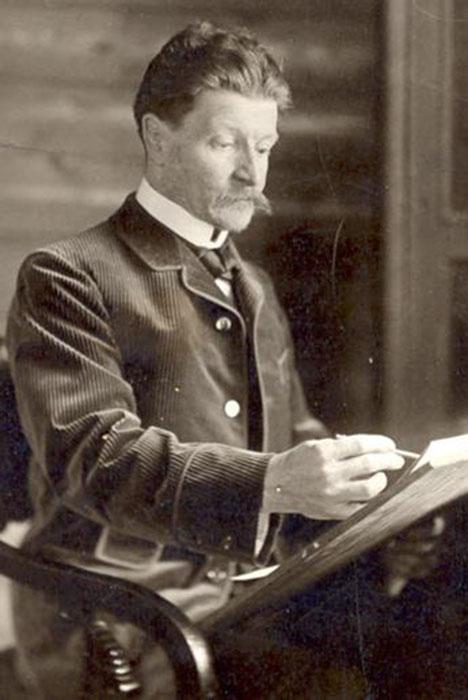 В свободное от написания картин время Врубель любил разговаривать на иностранных языках. /Фото:wikipedia.org