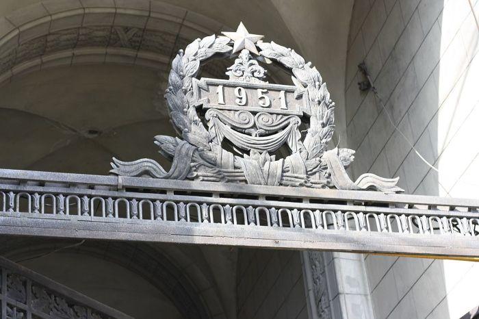 Оформление ворот. /Фото: Amarhgil, wikipedia.org