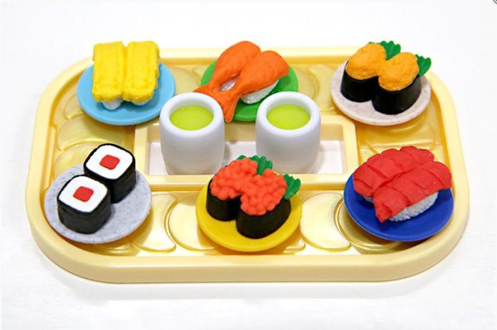 Такие ластики особенно популярны. /Фото:nippon.com