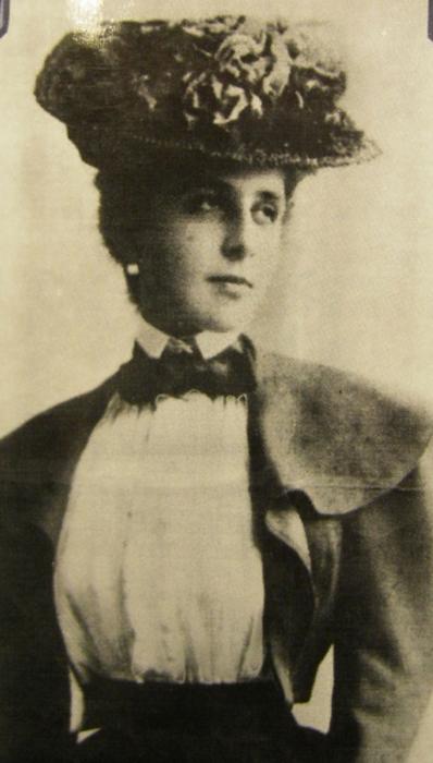 Маргарита Кирилловна в молодости. /Фото:wikipedia.org