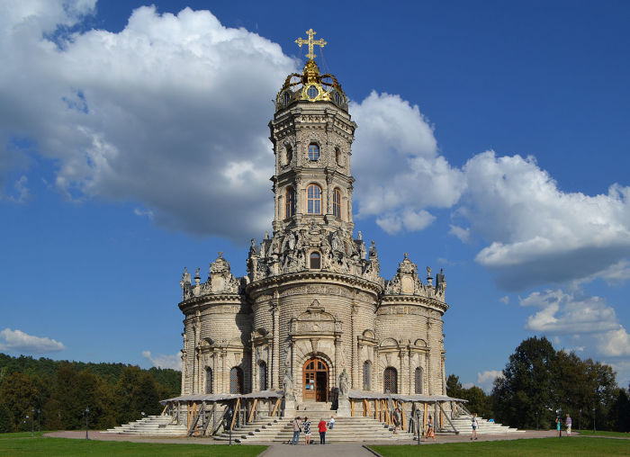 Знаменская церковь. /Фото:wikipedia.org
