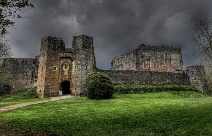 Замок Померой. /Фото:readersdigest.co.uk