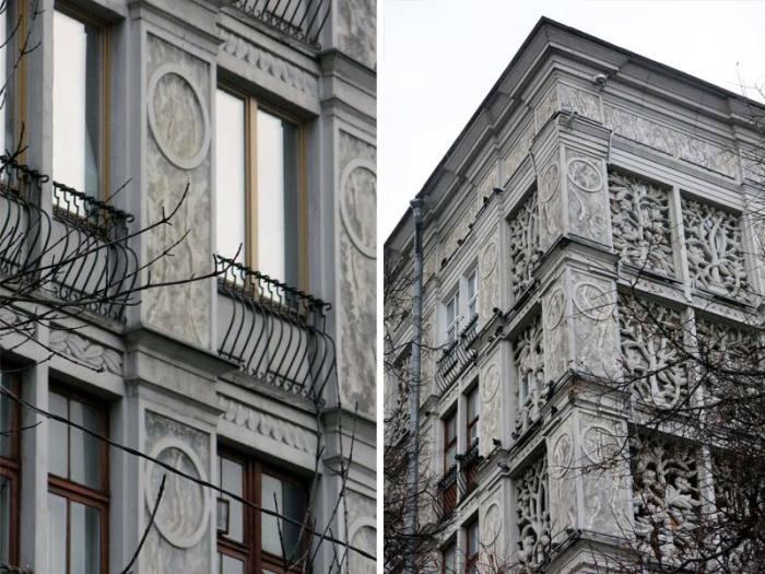 Декор, похожий на кружева. /Фото:berlogos.ru