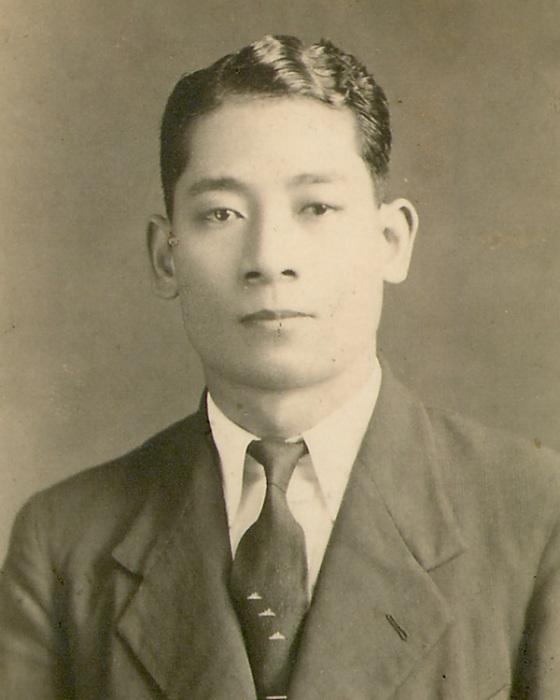 Андо в молодости. /Фото:nippon.com