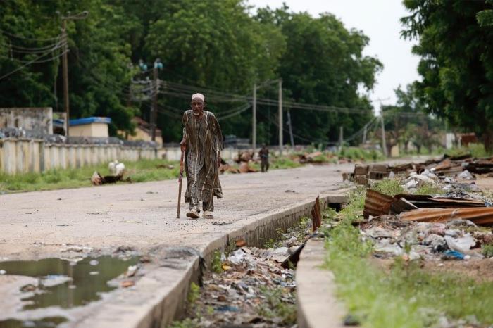 Мрачная экзотика Нигерии. /Фото:жбф.рф