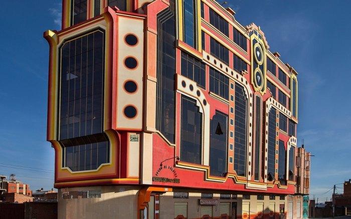 Инопланетные дома становятся все популярнее. /Фото:his.ua