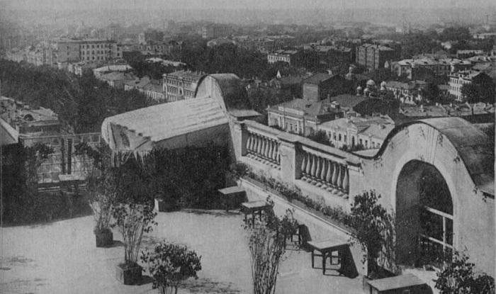 Знаменитая крыша. /Фото: forum-msk.info
