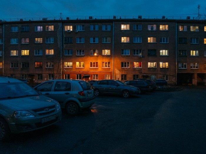 В последние годы в квартирах стало более современно. /Фото:the-village.ru