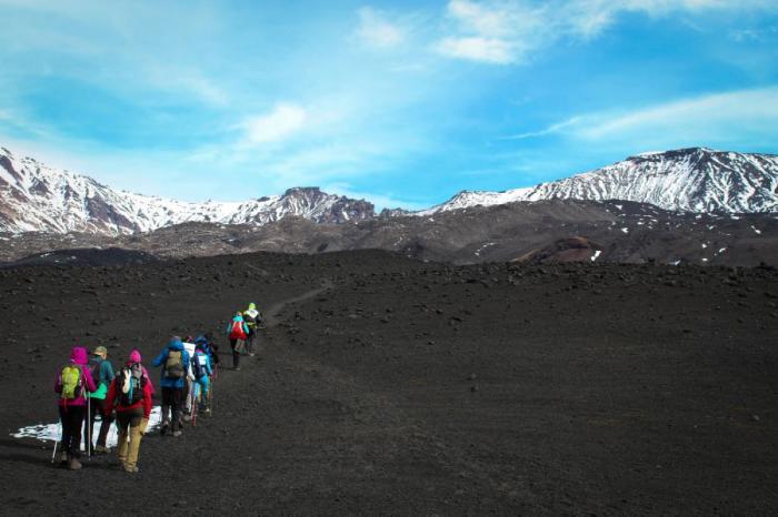 Экскурсия на вулкан - дело опасное. /Фото:sportnrelax.com