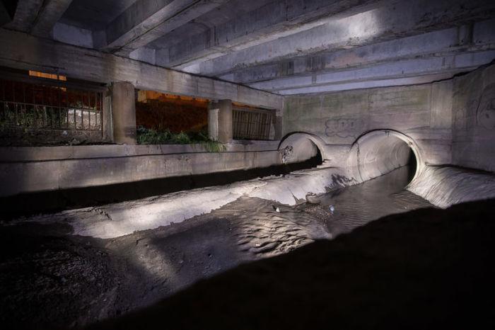 Под Минском большое количество грунтовых вод. /Фото:kyky.org