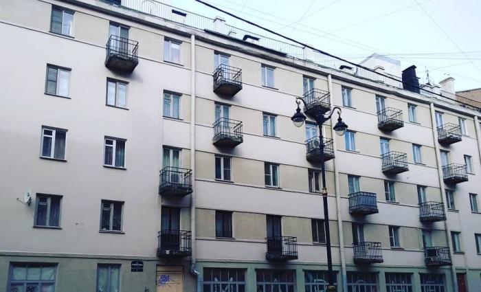 Дом, где почти все было общее. /Фото:droogie.ru