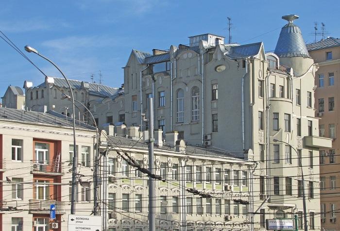 Так выглядит Дом под рюмкой в наши дни/Фото:peshegrad.ru