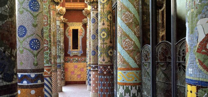 Потрясающие колонны. /Фото:espanarusa.com