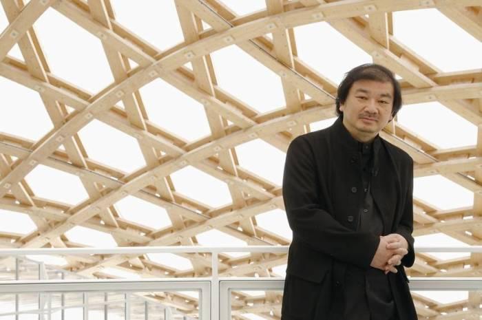Бан признан лучшим архитектором Японии и одним из лучших зодчих мира. /Фото:japantimes.2xx.jp