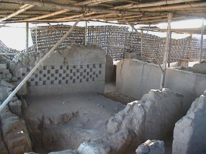 Здесь до сих пор ведут раскопки. /Фото:interesnosti.com